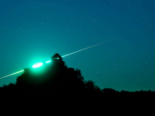 EPA HUNGARY ASTRONOMY FIREBALL SCI NATURAL SCIENCES HUN