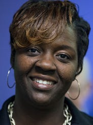 Tashina Morris, who is running for  state house district