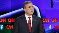 COLLEGE STATION, Texas — Former Florida Gov.JebBush, whose bid for the presidency was derailed by businessman and eventual winner Donald Trump, says it's unlikely he'll ever run for office again.