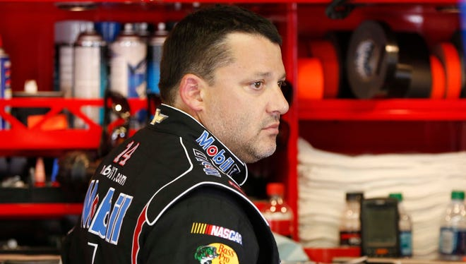 Stewart-Haas Racing's Greg Zipadelli confirmed Wednesday the team was looking to fill in for Tony Stewart for a couple of weeks.