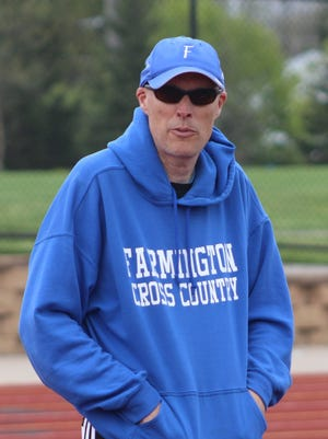 Farmington head coach Chip Bridges is looking forward to the expanded New Balance Invitational, formerly known as the Observerland Relays/Invitational.