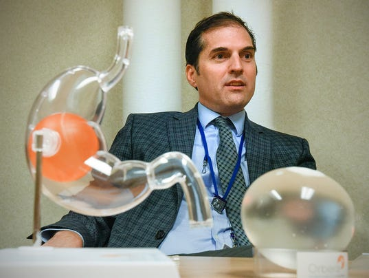 Stomach Balloon Can Induce Weight Loss Reduce Obesity