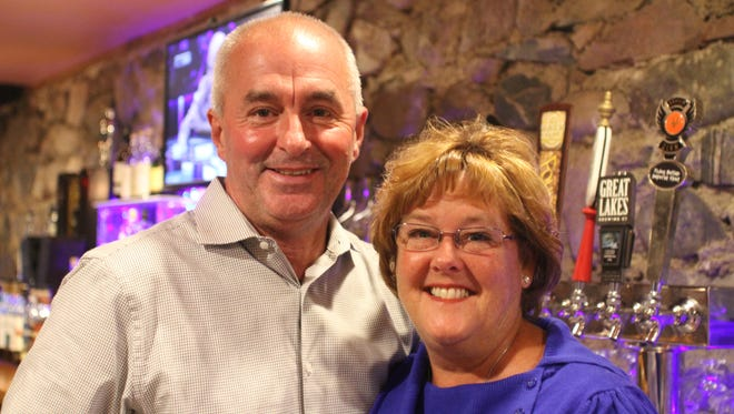 Howell business owners Joe and Becky Parker will be grand marshals of this year's Fantasy of Lights Parade.