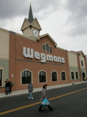 Wegmans is the No. 1 grocery chain in the U.S., according to a Consumer Reports survey.