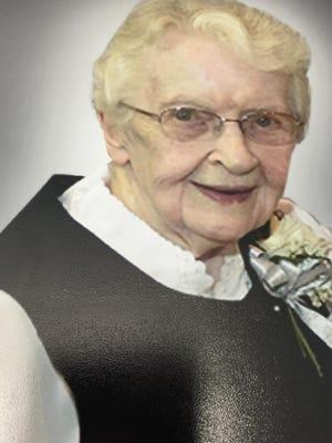 Sister Mary Edwina Butler