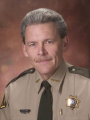 Pottawattamie County Sheriff Jeff Danker