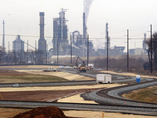 Delaware City Refinery to boost clean diesel production with hydrogen