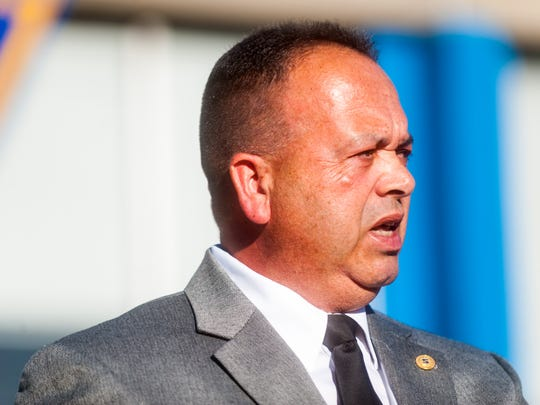 City Councilman Albert Vargas.