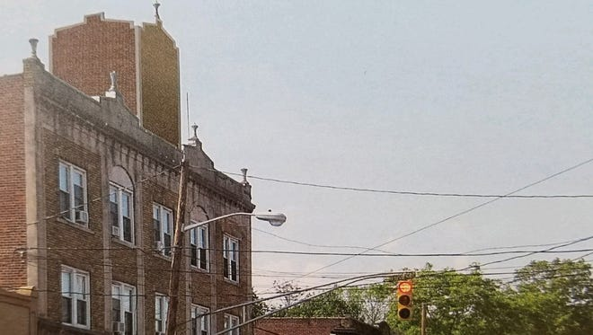Montclair Township officials have discussed putting a cell antenna in various areas in the south end of town such as on top of a building at 320 Orange Road.