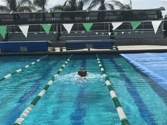 An error has dashed the hopes of the eight-member El Diamante High School boys swim team in competing in this week's Valley Swim Meet slated to start Friday.