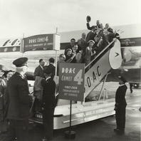 British Airways celebrates 60 years of jet-powered trans-Atlantic flying