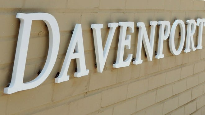 Davenport University says its Battle Creek campus will close and the Saginaw campus will merge with Davenport's Midland campus.