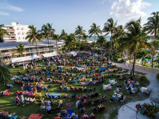 The Naples Beach Hotel & Golf Course's 32nd annual SummerJazz on the Gulf concert series kicks-off Saturday with The Betty Fox Band at 6:30 p.m. on Watkins Lawn.