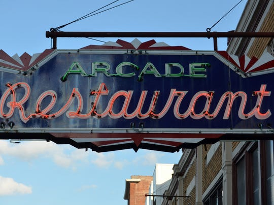 The Arcade Restaurant has been open to Memphis since