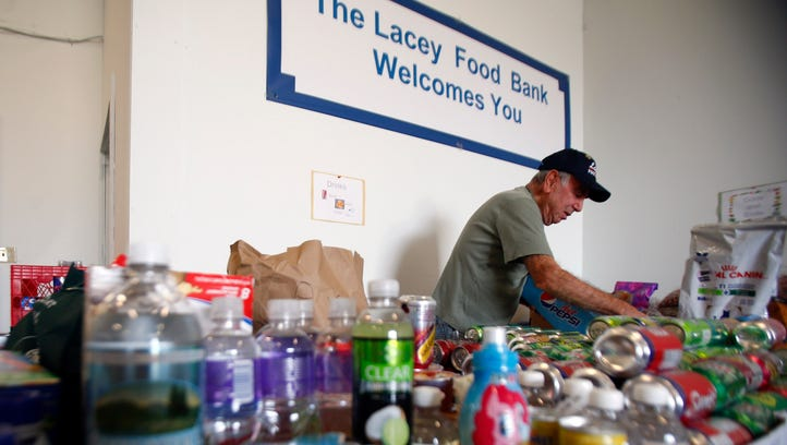 Food bank's $395 charity check to JCP&L vanished