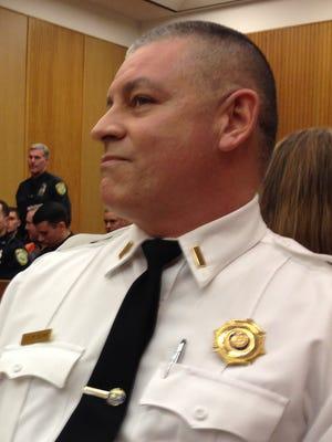 Mount Pleasant Police Chief Paul Oliva