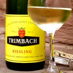 Trimbach Riesling.