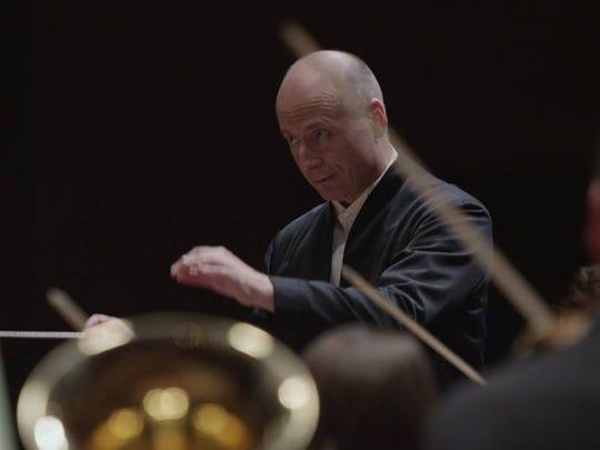 Paavo Jarvi, music director laureate of the Cincinnati Symphony