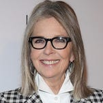 """Diane Keaton's """"Let's Just Say It Wasn't Pretty"""" is now out in paperback."""