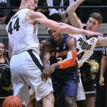 Scouting Purdue basketball at Illinois