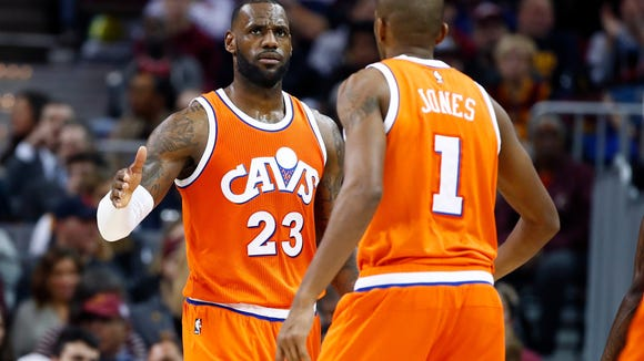 Ranking where LeBron James should go next year if he leaves Cleveland
