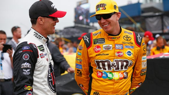 NASCAR's 'young guns' fire back after track exec blames them for sport's struggles