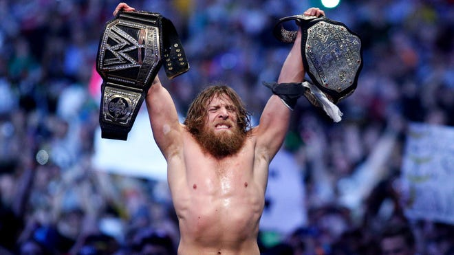 Daniel Bryan was recently stripped of the WWE world heavyweight championship due to injury.