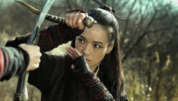 Shu Qi stars as an exiled assassin in the Hou Hsiao-hsien