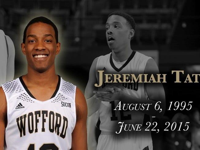 Jeremiah Tate.