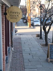 Liberty Street Bistro in Newburgh on March 22, 2018.