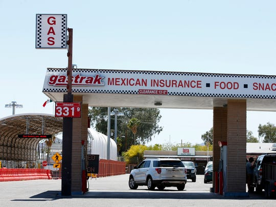 If you plan on traveling to Puerto Penasco, Mexico  you will need to purchase Mexican auto insurance. Your U.S. auto insurance will not cover you in Mexico. Gastrak in Lukeville is the last place you can purchase Mexican insurance before crossing the border.