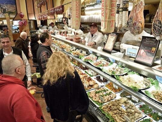 Italian Supermarket opens in Ramsey