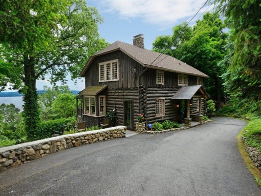 Log into these lower hudson valley cabins for Hudson log