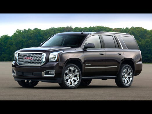 2017 gmc yukon yukon xl. Black Bedroom Furniture Sets. Home Design Ideas