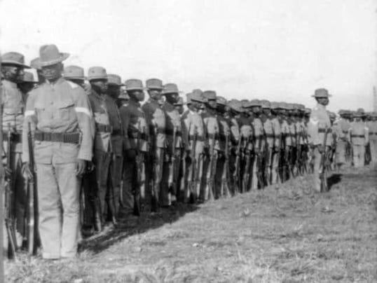 0208 Buffalo Soldiers