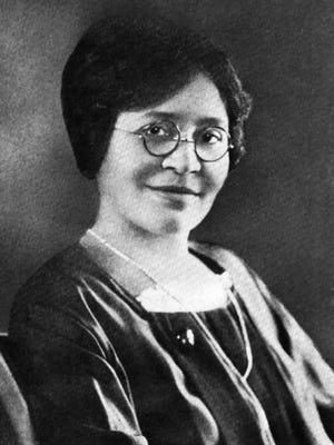 Annie Malone in 1922