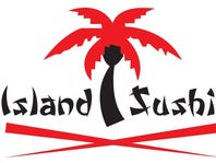 FREE appetizer w/purchase at Island Sushi