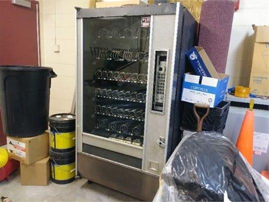 MTO auction - vending machine