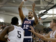 Purdue basketball cruises to 81-49 exhibition win over Norway at World University Games