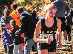 G-A's Lauren Hirneisen to run at Liberty University