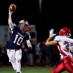 New Hanover-area quarterbacks look impressive in debuts