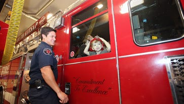 South Kitsap boy meets first responders who saved his life