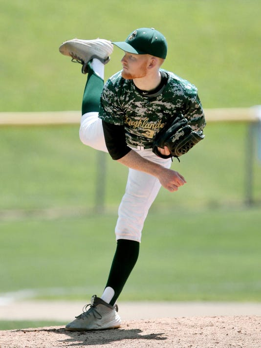 Pitcher Chris Ackerman[9]