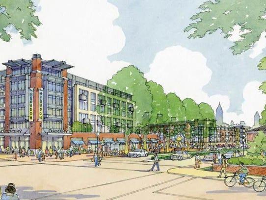 El Paso S Hunt Doing 150m Atlanta Housing Project