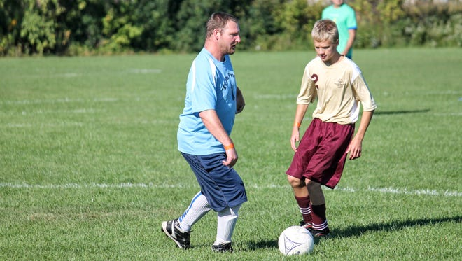 Special Olympics soccer players from across Michigan will compete Sunday in Canton as a part of the Special Olympics Fall Games.