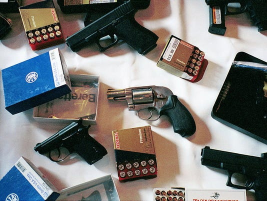 GUNS WEAPONS LAW