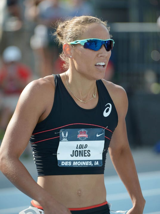 Lolo Jones Scratches Out Of Olympic Trials In 100 Hurdles