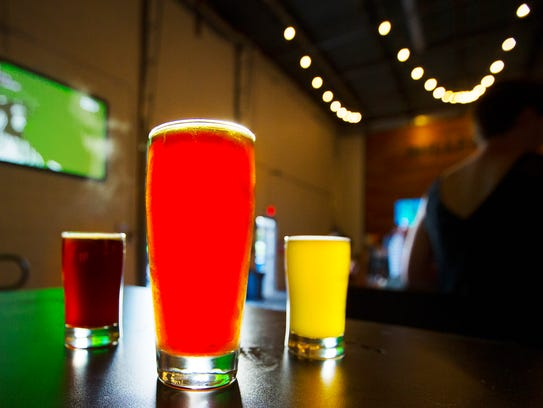 Breweries can be found throughout Southwest Florida.