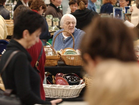 The 40th edition of the popular Potters Market returns