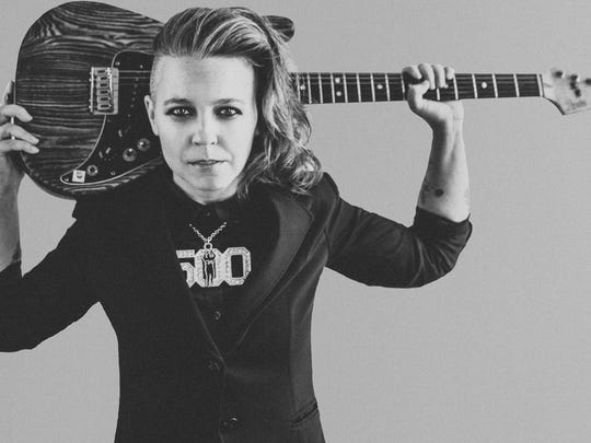 Erin McKeown plays Joe's Pub at the Public in New York City on April 29.
